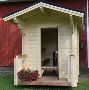 Rajattu sauna